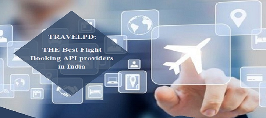 TRAVELPD: THE Best Flight Booking API providers in India